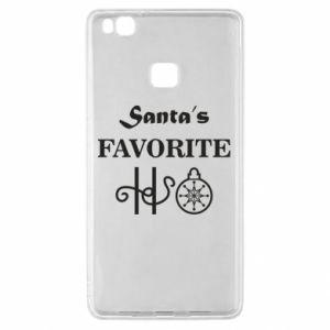 Etui na Huawei P9 Lite Santa's favorite HO
