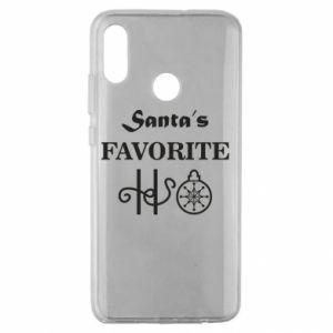 Etui na Huawei Honor 10 Lite Santa's favorite HO