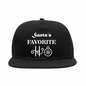 Snapback Santa's favorite HO