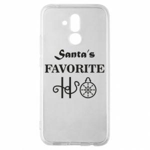 Etui na Huawei Mate 20 Lite Santa's favorite HO