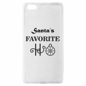 Etui na Huawei P 8 Lite Santa's favorite HO