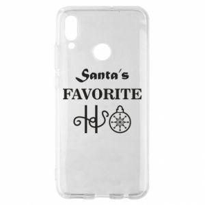 Etui na Huawei P Smart 2019 Santa's favorite HO