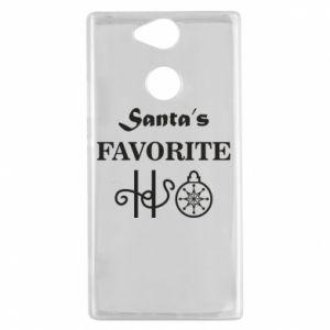 Etui na Sony Xperia XA2 Santa's favorite HO