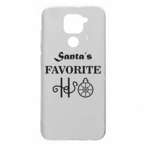 Etui na Xiaomi Redmi Note 9/Redmi 10X Santa's favorite HO