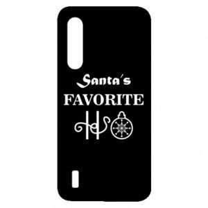 Etui na Xiaomi Mi9 Lite Santa's favorite HO