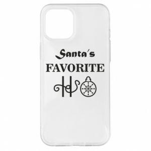 Etui na iPhone 12 Pro Max Santa's favorite HO
