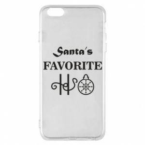Etui na iPhone 6 Plus/6S Plus Santa's favorite HO