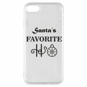 Etui na iPhone 7 Santa's favorite HO