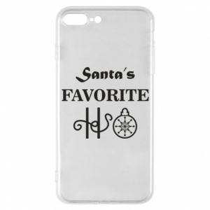 Phone case for iPhone 7 Plus Santa's favorite HO
