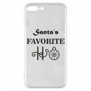 Etui na iPhone 7 Plus Santa's favorite HO