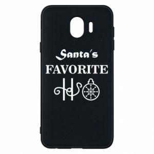 Etui na Samsung J4 Santa's favorite HO