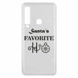 Etui na Samsung A9 2018 Santa's favorite HO