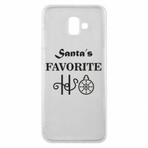 Etui na Samsung J6 Plus 2018 Santa's favorite HO