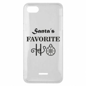 Etui na Xiaomi Redmi 6A Santa's favorite HO