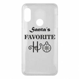Etui na Mi A2 Lite Santa's favorite HO