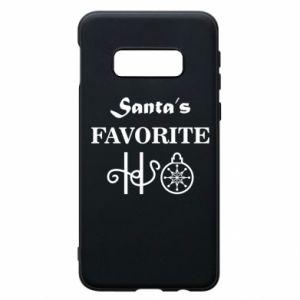 Etui na Samsung S10e Santa's favorite HO
