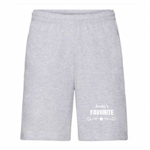 Men's shorts Santa's favorite