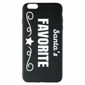iPhone 6 Plus/6S Plus Case Santa's favorite