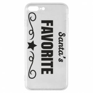 iPhone 8 Plus Case Santa's favorite