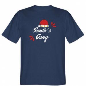 T-shirt Santa's gang