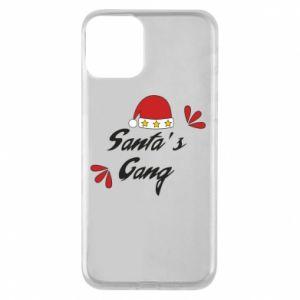 Phone case for iPhone 11 Santa's gang