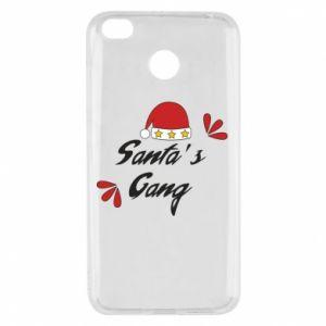 Xiaomi Redmi 4X Case Santa's gang
