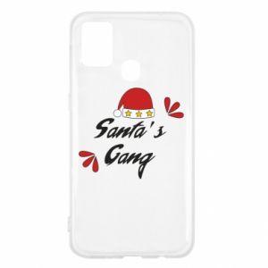 Etui na Samsung M31 Santa's gang