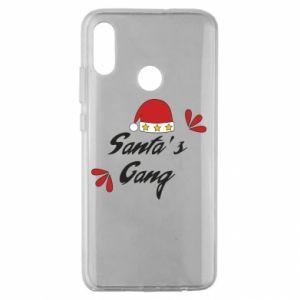 Etui na Huawei Honor 10 Lite Santa's gang