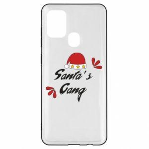 Etui na Samsung A21s Santa's gang