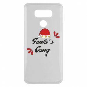 LG G6 Case Santa's gang