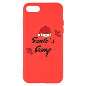 Etui na iPhone SE 2020 Santa's gang