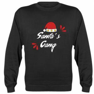 Sweatshirt Santa's gang