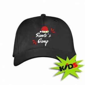 Kids' cap Santa's gang