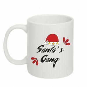 Mug 330ml Santa's gang
