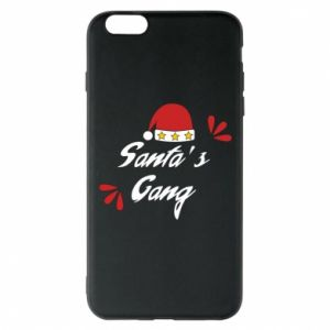 Etui na iPhone 6 Plus/6S Plus Santa's gang