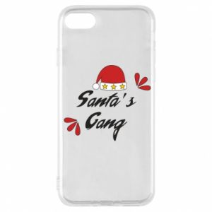 Etui na iPhone 7 Santa's gang