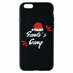 Etui na iPhone 6/6S Santa's gang