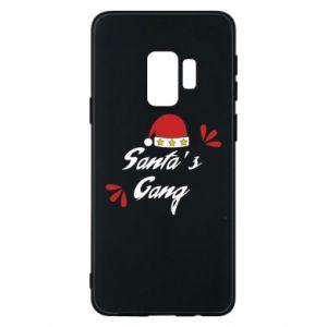 Samsung S9 Case Santa's gang