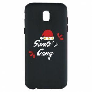 Samsung J5 2017 Case Santa's gang