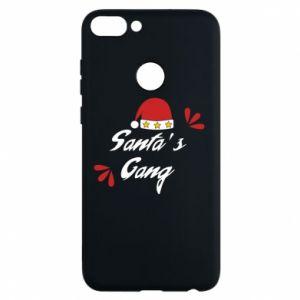 Etui na Huawei P Smart Santa's gang