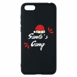 Huawei Y5 2018 Case Santa's gang