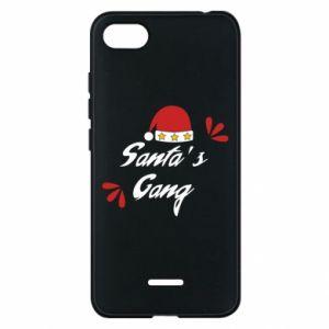 Phone case for Xiaomi Redmi 6A Santa's gang
