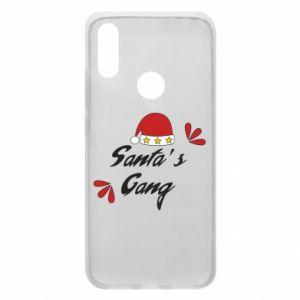 Xiaomi Redmi 7 Case Santa's gang