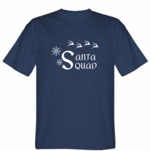 T-shirt Santa squad