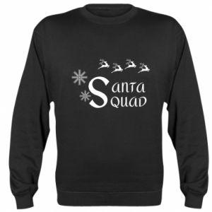 Bluza (raglan) Santa squad