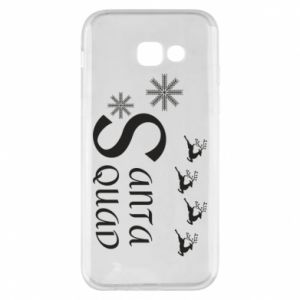 Phone case for Samsung A5 2017 Santa squad