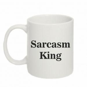 Kubek 330ml Sarcasm king