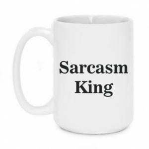 Kubek 450ml Sarcasm king