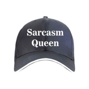 Cap Sarcasm queen