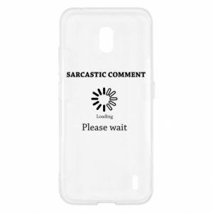 Etui na Nokia 2.2 Sarcastic comment